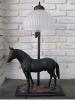 Lv1541.- Lámpara de mesa.